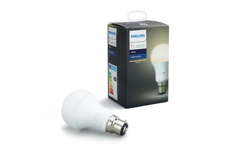 Philips Hue White B22 Smart Bulb
