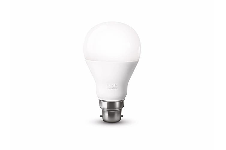 Philips Hue White Light Bulb 9.5W A60 B22
