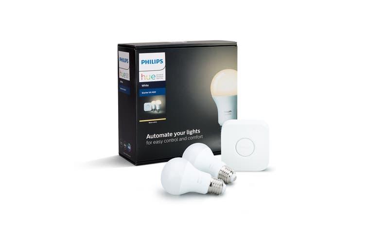 Philips Hue White E27 Starter Kit