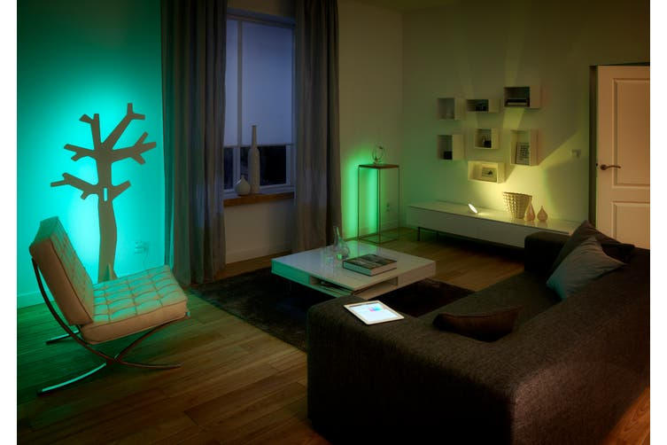 Philips Hue White and Colour Ambiance LightStrip 1m Extension