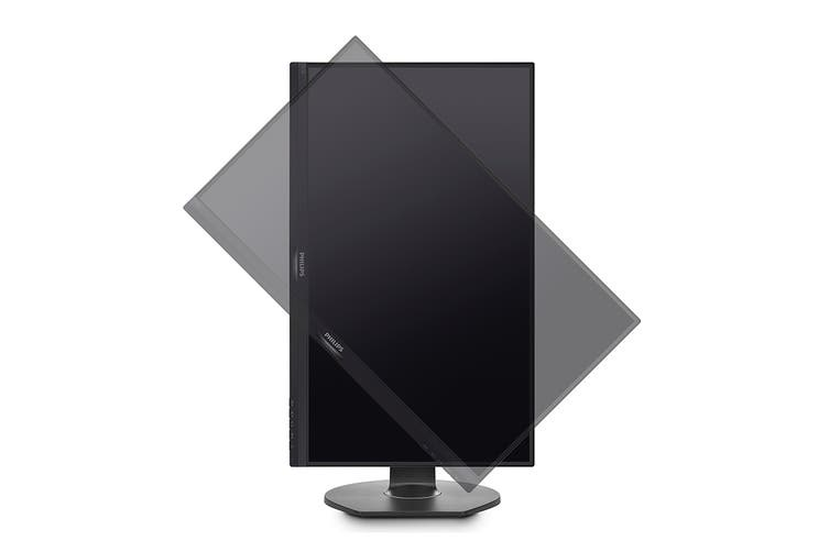 """Philips 27"""" Full HD IPS 1920x1080 Business Height Adjustable Monitor with Speakers (271S7QJMB)"""