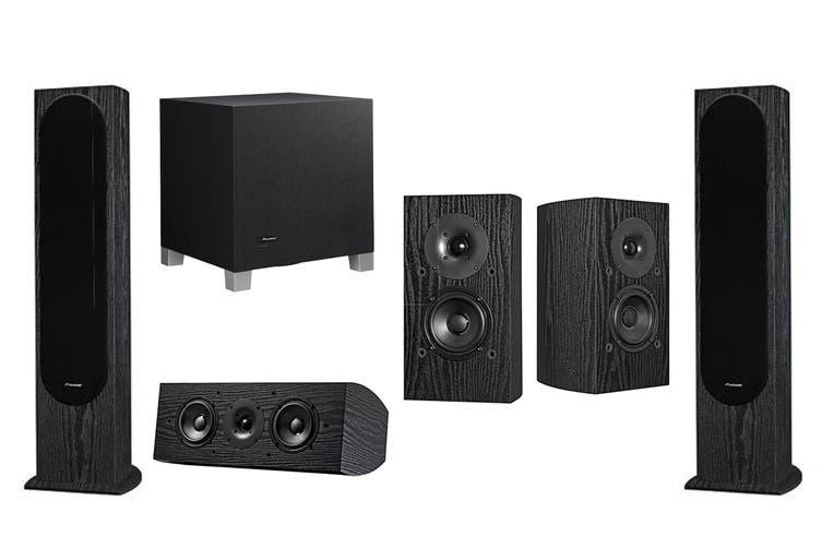 Pioneer 5.1 Home Theatre Speaker System - Designed by Andrew Jones