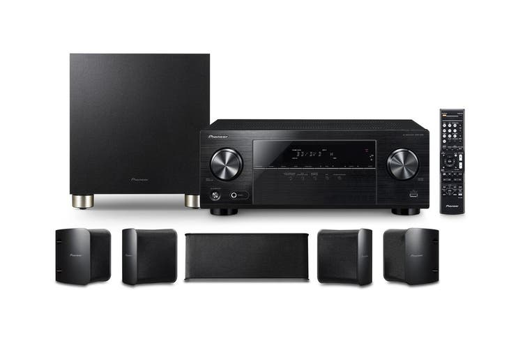 Pioneer 5.1 Channel Home Theatre System with AVR (HTP074)