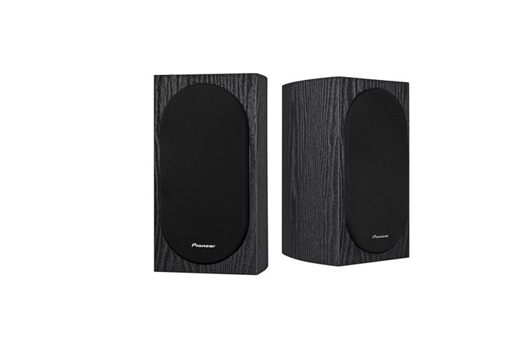 Pioneer Bookshelf Speaker Pair Designed by Andrew Jones (SPBS22LR)