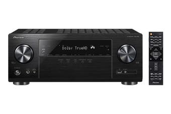 Pioneer 130W 5.1 Channel Network Receiver with 4K Upscaling, Wi-Fi & Bluetooth (VSX-832)