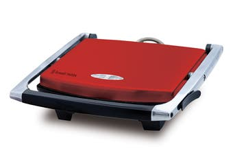 Russell Hobbs Sandwich Press - Red (RHSP801RED)
