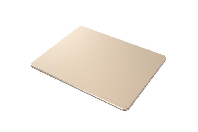 Satechi Aluminium Mouse Pad (Gold)