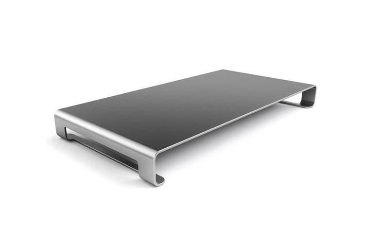 Satechi Slim Aluminium Monitor Stand (Space Grey)