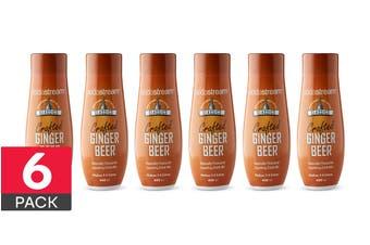 SodaStream Classic Ginger Beer (6 Pack)