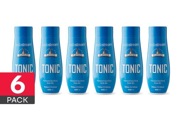 SodaStream Classic Tonic (6 Pack)