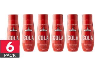 SodaStream Classic Cola (6 Pack)
