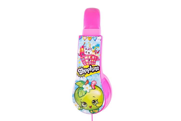 Shopkins Kid Safe Headphones