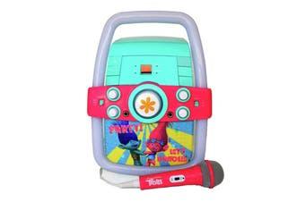 Trolls Disco Party Karaoke Machine