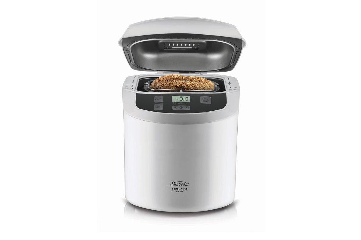 Sunbeam Compact Bakehouse 750g Bread Maker (BM2500)
