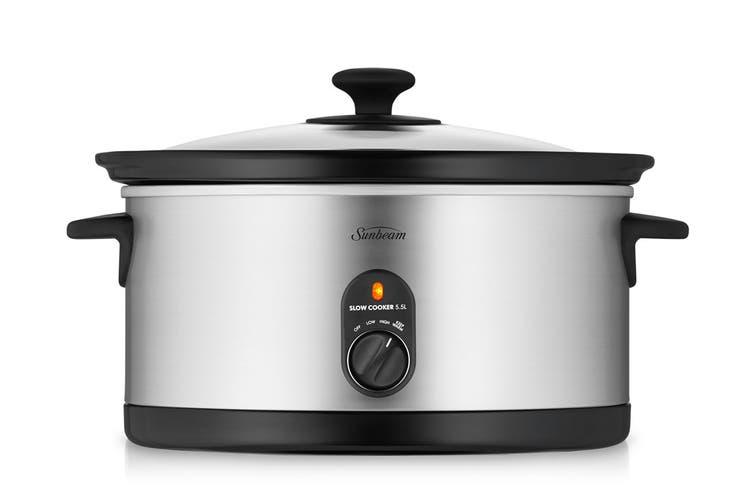 Sunbeam SecretChef 5.5L Slow Cooker (HP5520)