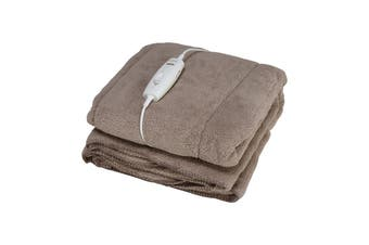 Sunbeam Feel Perfect Cosy Microfleece Heated Throw (TR3000B)