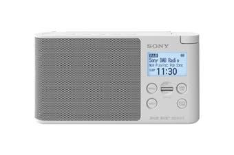 Sony DAB Portable Radio (XDRS41DW)