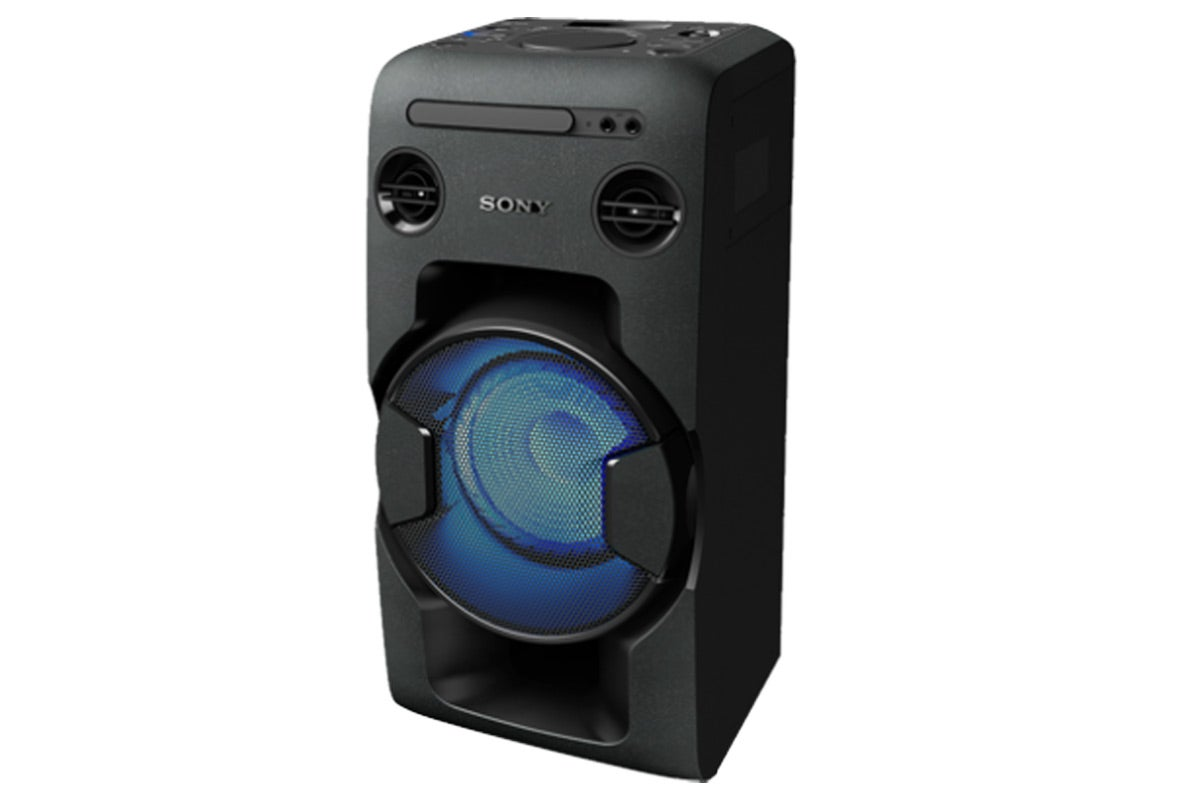 sony one box hifi home audion system mhc v11 ebay. Black Bedroom Furniture Sets. Home Design Ideas