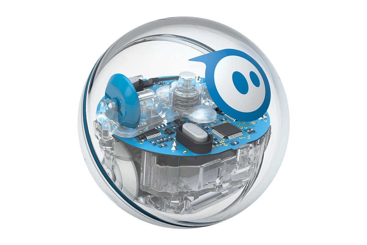 View more of the Sphero SPRK+ Edition App-Controlled Robotic Ball