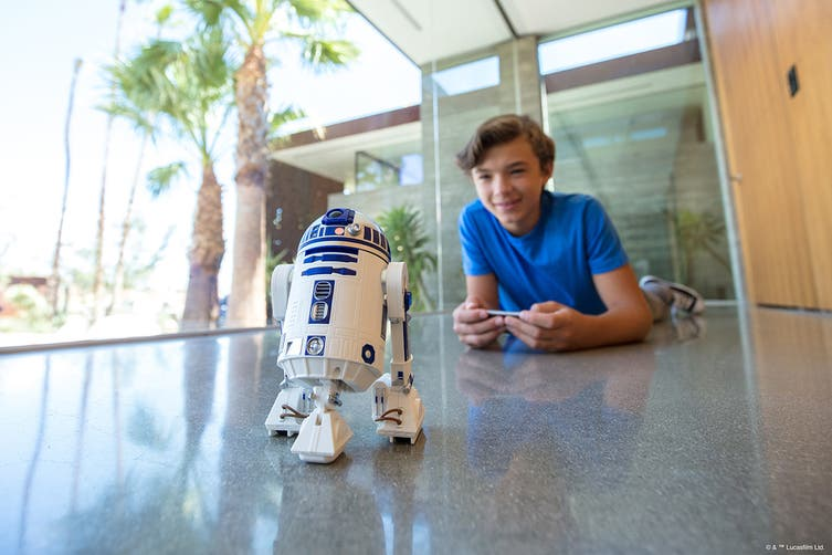 Sphero R2-D2™ App-Enabled Droid