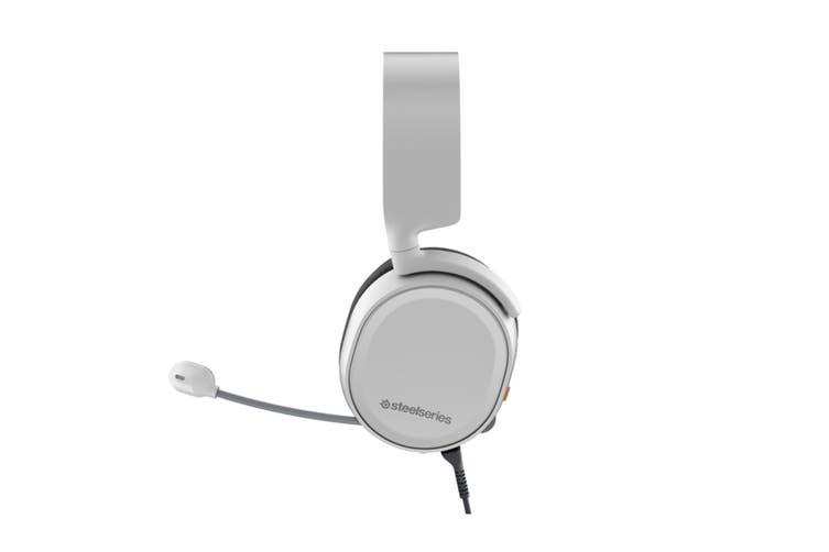 SteelSeries Arctis 3 Gaming Headset (White)