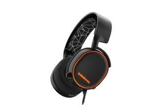 SteelSeries Arctis 5 Gaming Headset (Black)