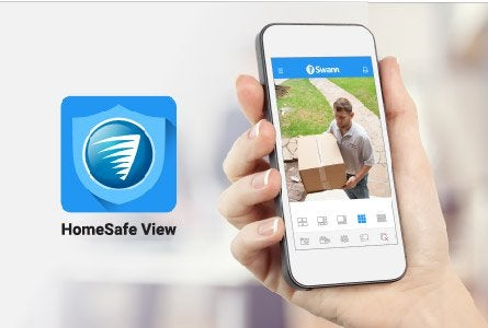 HomeSafe View App