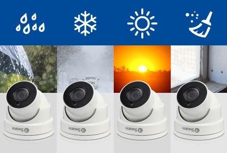 Weatherproof Cameras