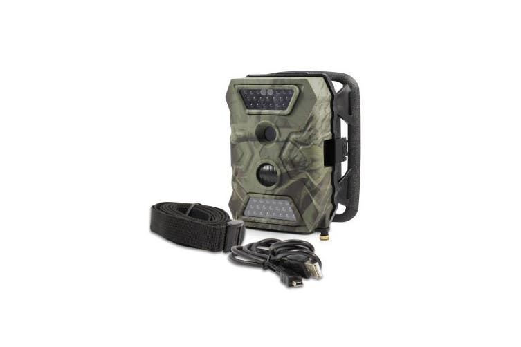 Swann OutbackCam Portable HD Video and 12 Megapixel Photo Camera and Recorder (SWVID-OBC140)