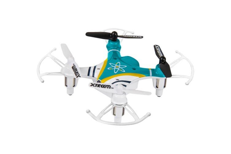 Swann Atom II - Lightning Fast Mini Remote Control Drone (XTTOY-ATOMII-GL)