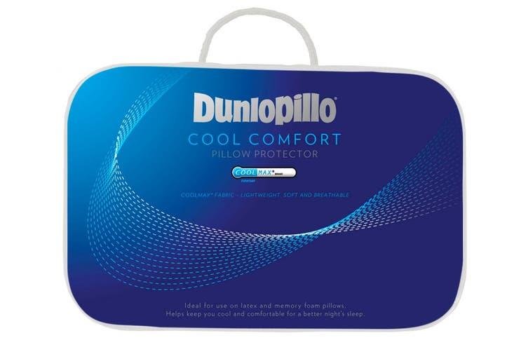 Dunlopillo Coolmax Pillow Protector
