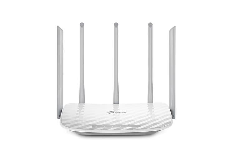 TP-Link Archer C60 AC1350 Wireless Dual Band Router (TL-ARCHERC60)
