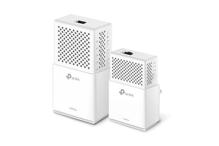 TP-Link AV1000 Gigabit Powerline Wi-Fi Kit (TL WPA7510 KIT)