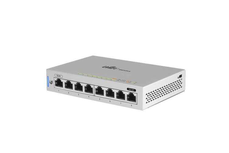 Ubiquiti UniFi 8 Port Gigabit Switch  (US-8)