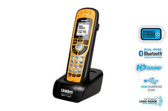 Uniden XDECT Submersible/Waterproof Extended Long Range Cordless Phone