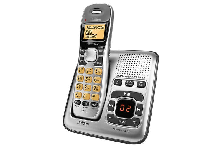 Uniden DECT1735 Digital Phone System With Power Failure Backup