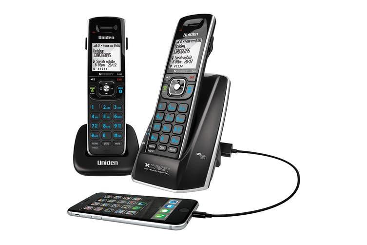 Uniden XDECT8315 Digital Technology Cordless Phone System (2 Phones)