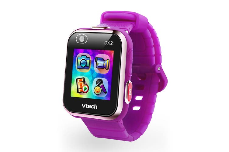 Dick Smith | VTech Kidizoom Smartwatch DX2 (Purple) | Educational &  Learning (Toys)