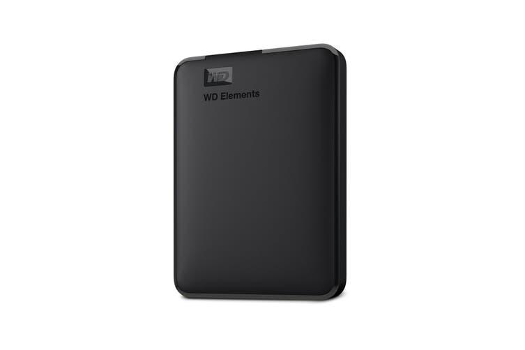 WD Elements 3TB USB 3.0 Portable Hard Drive (WDBU6Y0030BBK-WESN)