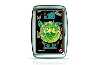 Top Trumps: Rick and Morty