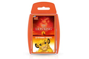 Top Trumps: The Lion King