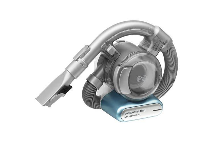 Black & Decker 14.4V Dustbuster Flexi Hand Vac with Pet Tool (PD1420LP-XE)