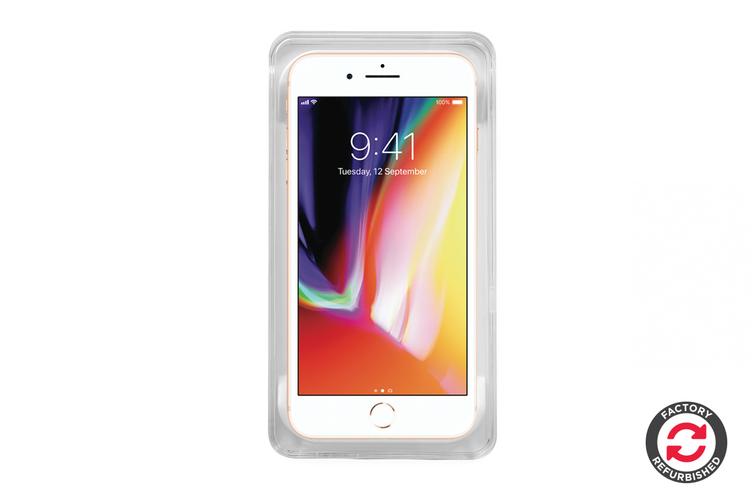Apple iPhone 8 Refurbished (256GB, Gold) - AB Grade