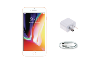 Apple iPhone 8 Plus Refurbished (64GB, Gold) - A+ Grade