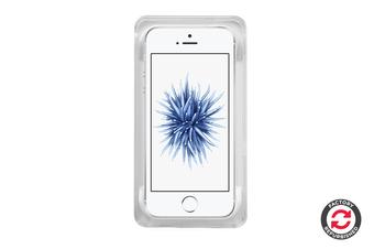 Apple iPhone SE Refurbished (16GB, Silver) - AB Grade