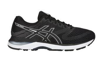 ASICS Men's GEL-Pulse 10 Running Shoe (Black/Silver, Size 8.5)
