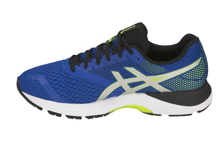 ASICS Men's GEL-Pulse 10 Running Shoe (Imperial/Silver, Size 8.5)