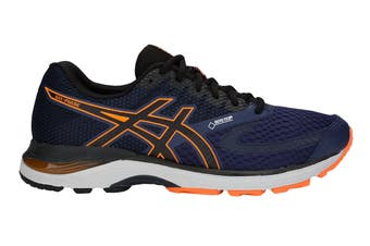 ASICS Men's GEL-Pulse 10 G-TX Running Shoe (Peacoat/Black, Size 11.5)