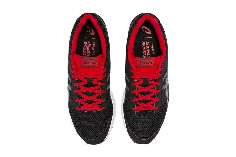 ASICS Men's Gel-Contend 5 Running Shoe (Black/Metropolis, Size 12.5 US)