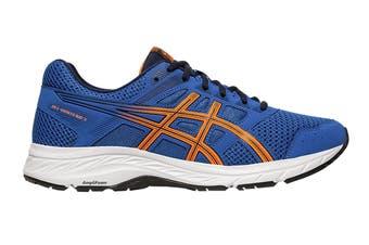 ASICS Men's Gel-Contend 5 Running Shoe (Lake Drive/Shocking Orange, Size 12.5 US)